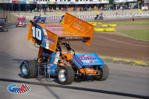 Real American Sprint Cars in the UK!
