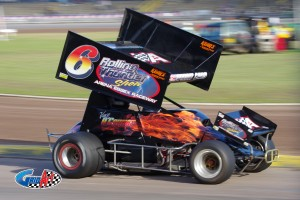 UK Sprints Cars at Foxhall Stadium