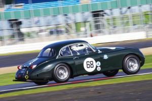 Classic BTCC Touring Car Jaguar